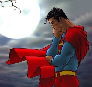 Blog001-Superman Sad