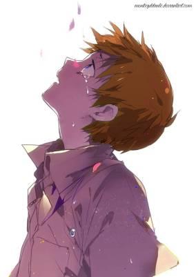 Sad Boy Tears