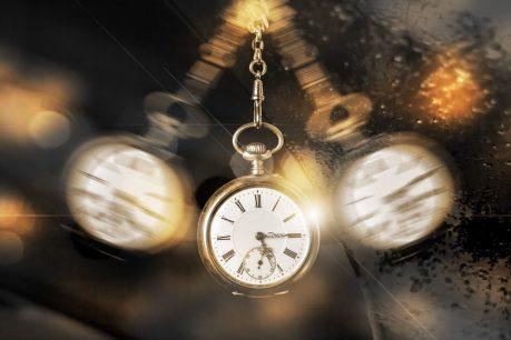 Clock Blurring